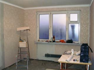 косметический ремонт квартиры 1.