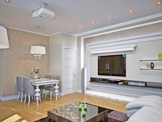Эксклюзивный ремонт квартиры