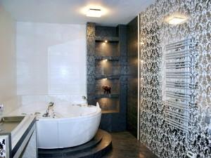 ремонт ванная 2014